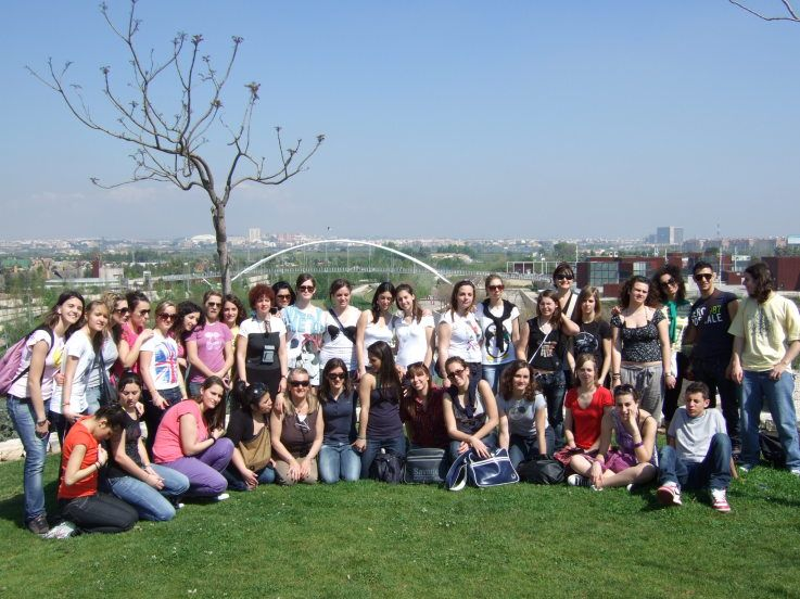 Our students during One of our activity and trip